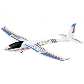 HP Quest EP RTF 2.1M Electric Sailplane, EPO Foam