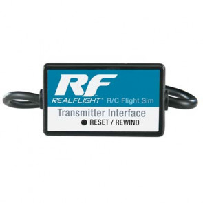Great Planes RealFlight RF-X Wired Interface Only