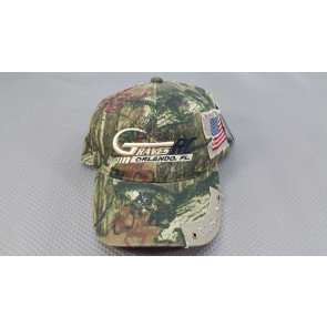 Graves RC Hobbies Hat Wildlife Camo