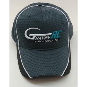 Graves RC Hat - Teal