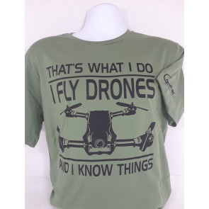 GRAVES RC HOBBIES PILOT DRONE SHIRT GR 2X