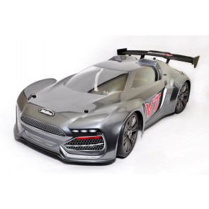 HoBao Racing New Hyper VT 1/8 On-Road GT Nitro RTR Dark Gray