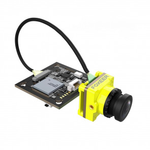 Foxeer MIX 2 1080P 60fps HD Action FPV Low latency Camera Fluorescent Green