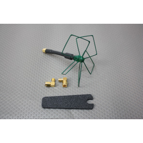 IBCrazy/Video Aerial Systems 2.4gHZ Airblade Antenna, Single, LHCP