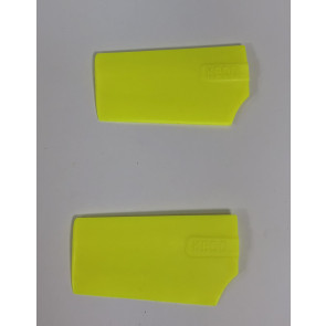 KBDD BLADES 500 Neon Yellow Paddles 3mm Flybar