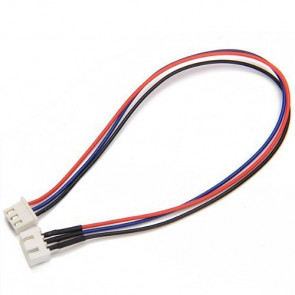 GRAVES RC HOBBIES 2S Battery Wire Balance Extension 20CM for Li-Po Batteries