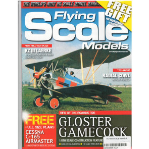 Flying Scale Models Magazine - July 2018