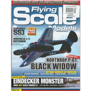 FLYING SCALE MODELS MARCH