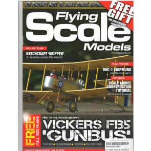 Flying Scale Models Magazine - September 2018