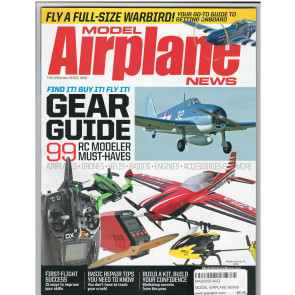 Model Airplane News Magazine - August 2018