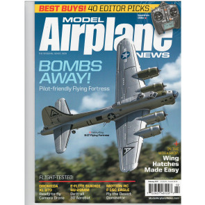 Model Airplane News Magazine, February 2017
