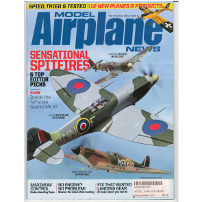Model Airplane News Magazine - October 2018
