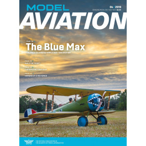 MODEL AVIATION AMA APRIL 2019 ISSUE