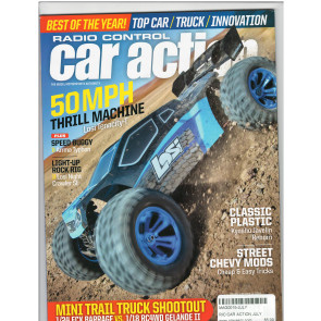 RC Car Action Magazine - July 2018