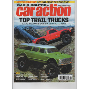 R/C CAR ACTION Magazine May 2019