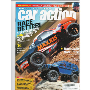 RC Car Action Magazine - October 2018