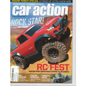 RC Car Action Magazine - September 2018