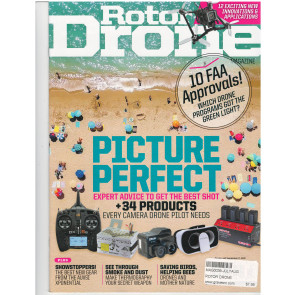 Rotor Drone Magazine - July/August 2018