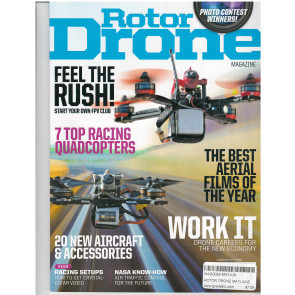 Rotor Drone Magazine - May/June 2018