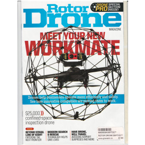 Rotor Drone Magazine - September/October 2018