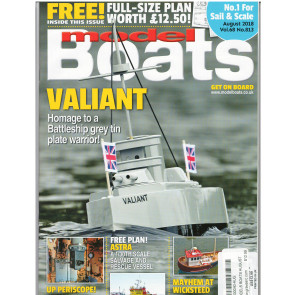 Model Boats Magazine - August 2018