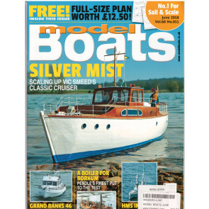 Model Boats Magazine - June 2018