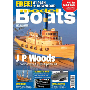 MODEL BOATS MARCH 2019 ISSUE