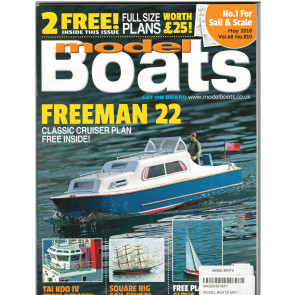 Model Boats Magazine - May 2018