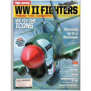 FLIGHT JOURNAL WW II Fighters Collectors Edition