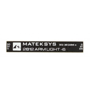 MATEK 2812 ARM LIGHT 6 XLED 4PC
