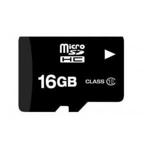 MICROSDHC16 16GB High Speed Class 10 Micro SD Card