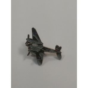 Graves RC Mosquito Lapel Pin