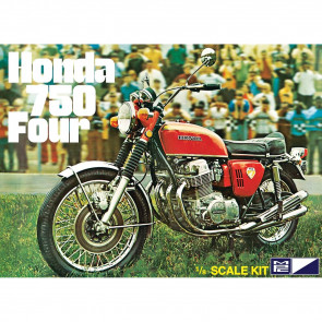 MPC 1/8 Honda 750 Four Motorcycle Model Kit