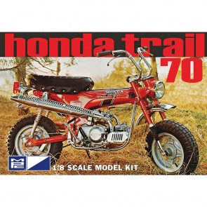 MPC 1/8 Honda Trail 70 Mini Bike Model Kit