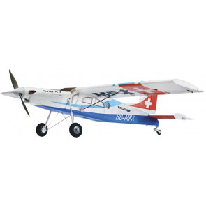 Multiplex Pilatus PC-6 Turbo Porter EP RR Blue 49.2""