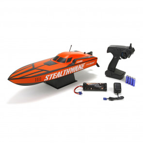 ProBoat Stealthwake RTR 23-inch Brushed Deep-V