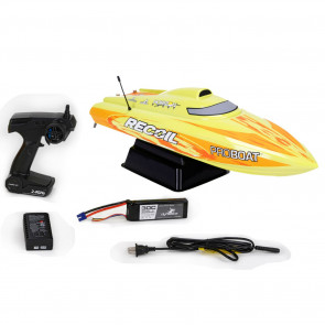 ProBoat Recoil® 26-inch Self-Righting Brushless Deep-V RTR