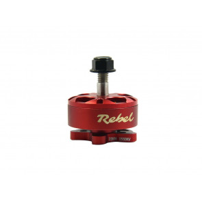 Rebel Matte Red 2306 2550kv Motor Limited Edition