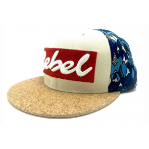 Rebel Dive Peaks Edition Cork Brim Hat
