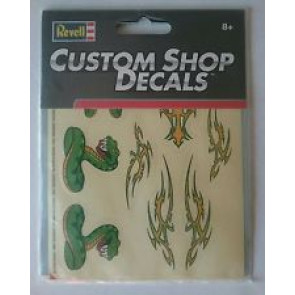 Revell Custom Shop Decals - Snake Sticker