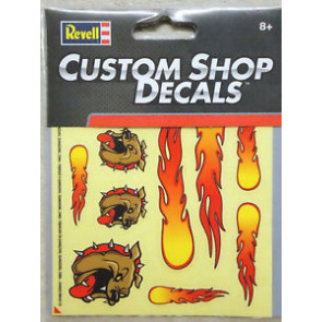 Revell Custom Shop Decals - Dog Sticker