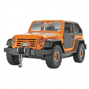 Revell Off Road Vehicle Junior 1/20 Scale Plastic Model Car