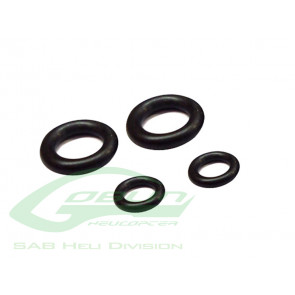 Goblin 380 Oring Set (Main and Tail)