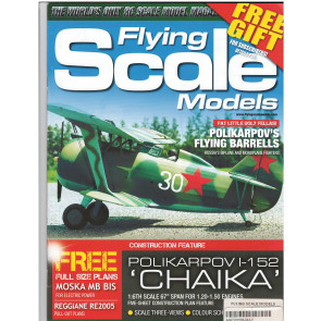 Flying Scale Models Magazine - May