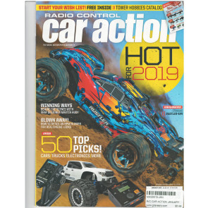 RC Car Action Magazine - January 2019