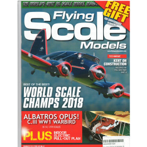 Flying Scale Models Magazine - November 2018