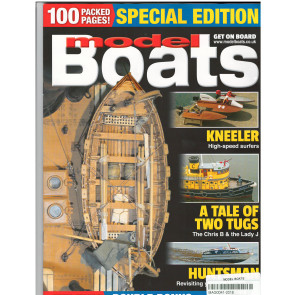 MODEL BOATS SPECIAL EDITION MAGAZINE - 2018