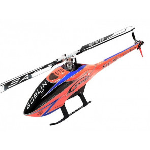 SAB Goblin 570 Sport Electric Helicopter Kit - Orange