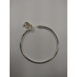 Graves RC Silver Plated Bracelet for Charms 19cm 7.5in