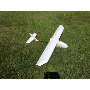 SKYWALKER NEW 2013 1900 FPV GLIDER ARF Scratch-n-Dent Sale!